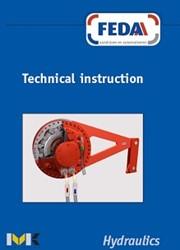 Hydraulics -technical instruction Hydrauli cs Brink, R. van den