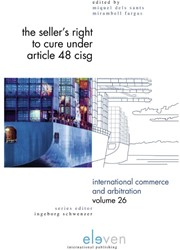 International Commerce and Arbitration T Mirambell Fargas, Miquel S.