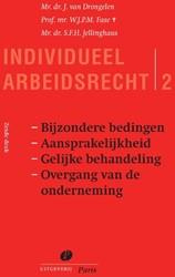 Serie Individueel Arbeidsrecht Bijzonder Drongelen, J. van