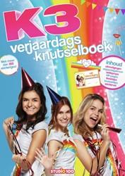 K3 : doeboek - Verjaardagsknutselboek Verhulst, Gert