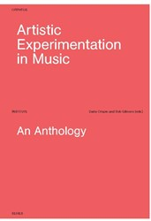 ORPHEUS INSTITUTE SERIES ARTISTIC EXPERI -AN ANTHOLOGY