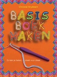 Basisboek haken -zo leer je haken, steek voor s teek Krukkert, Christel