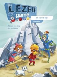 Lazergame,vriendschap, gevaar -lezer game Gog, Marian van