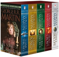 A Game of Thrones -A Game of Thrones / A Clash of Kings / A Storm of Swords / A Martin, George R. R.