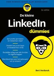 De kleine LinkedIn voor Dummies, 3e edit Verdonck, Bert