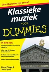 Klassieke muziek voor Dummies, pocketedi Pogue, David