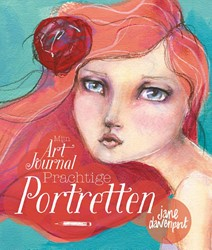 Mijn Art Journal Prachtige portretten Davenport, Jane