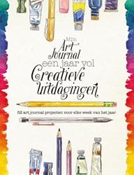 Mijn art journal een jaar vol creatieve Ward, Chelsea