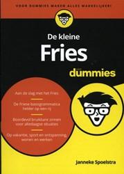 De kleine Fries voor dummies Spoelstra, Janneke