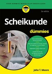 Scheikunde voor Dummies Moore, John T.