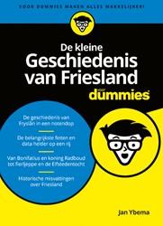 De kleine Geschiedenis van Friesland voo Ybema, Jan