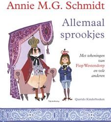 Allemaal sprookjes Schmidt, Annie M.G.