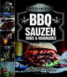 BBQ-sauzen, rubs en marinades -ruim 200 recepten om je vinger s bij af te likken Raichlen, Steven