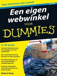 Een eigen webwinkel voor Dummies, 3e edi Vlug, Robert