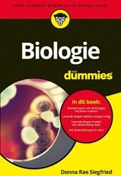 Biologie voor Dummies, pocketeditie Siegfried, Donna Rae