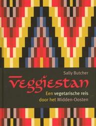 Veggiestan -een vegetarische reis door het Midden-Oosten Butcher, Sally