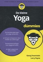 De kleine Yoga voor Dummies Feuerstein, Georg