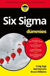 Six Sigma voor Dummies, pocketeditie Gygi, Craig