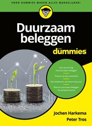 Duurzaam beleggen voor Dummies Harkema, Jochen