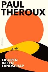 Figuren in een landschap Theroux, Paul