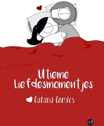 Ultieme liefdesmomentjes Catana Comics