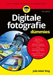 Digitale fotografie voor Dummies Adair King, Julie