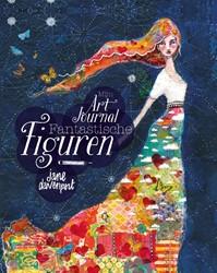 Mijn Art Journal Fantastische Figuren Davenport, Jane
