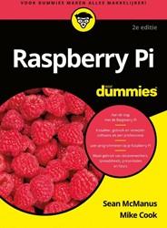 Raspberry Pi voor Dummies, 2e editie McManus, Sean