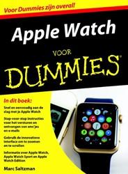 Apple Watch voor Dummies Saltzman, Marc