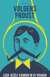 Volgens Proust -leer jezelf kennen in 61 vrage n - boek met uitneembaar kaart Bukman, Bert