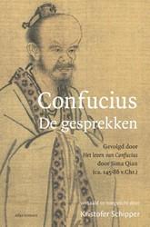 Confucius -de gesprekken Schipper, Kristofer