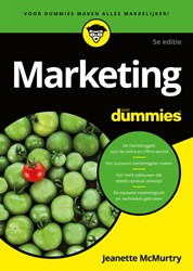 Marketing voor Dummies, 5e editie McMurtry, Jeanette