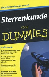 Sterrenkunde voor Dummies, pocketeditie Maran, S.P.