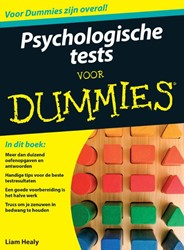 Psychologische tests voor Dummies Healy, Liam