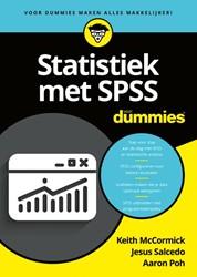 Statistiek met SPSS voor Dummies McCormick, Keith