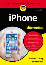 iPhone voor Dummies, 2e editie Baig, Edward C.