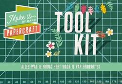 Make it Papercraft toolkit -alles wat je nodig hebt voor j e papierhobby's!