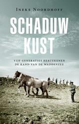 Schaduwkust -vijf generaties hertekenen de rand van de Waddenzee Noordhoff, Ineke