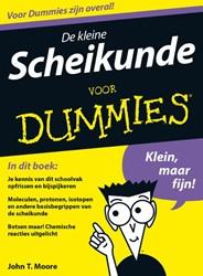 De kleine Scheikunde voor Dummies Moore, J.T.