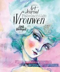 Mijn art journal fabelachtige vrouwen Davenport, Jane