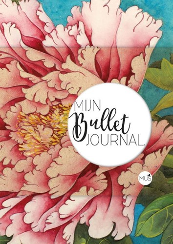 Mijn bullet journal pioenroos Neven, Nicole