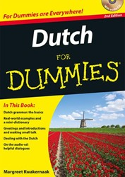Dutch for Dummies, 2e editie Kwakernaak, Margreet