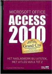 ACCESS 2010 GRAND CRU -GRAND CRU Ko, Lammers /