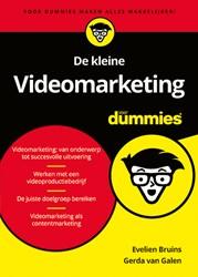 De kleine Videomarketing voor Dummies Bruins, Evelien