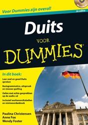 Duits voor Dummies, 2e editie Christensen, Pauline