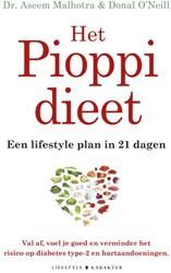 Het Pioppi dieet -Een lifestyleplan in 21 dagen Malhotra, Aseem