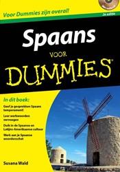 Spaans voor Dummies, 2e editie Wald, Susana