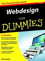 Webdesign voor Dummies, 3e editie Lopuck, Lisa