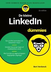 De kleine LinkedIn voor Dummies, 2e edit Verdonck, Bert