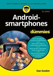 Android-smartphones voor Dummies, 2e edi Gookin, Dan